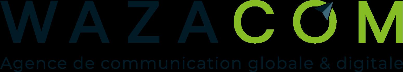 Logo Wazacom - communication digitale